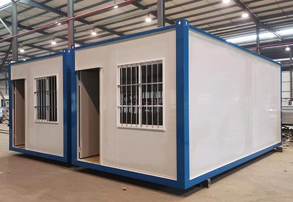 平板集住人装箱
